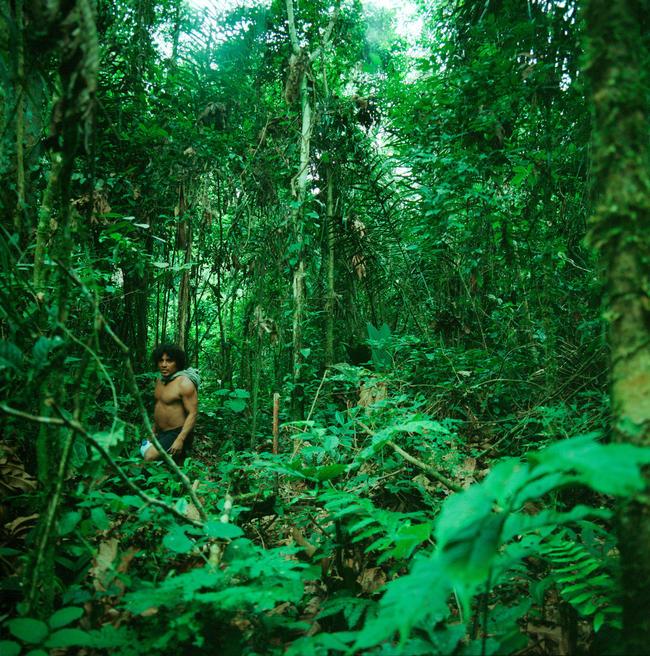 Waorani tribe of Amazonian Ecuador