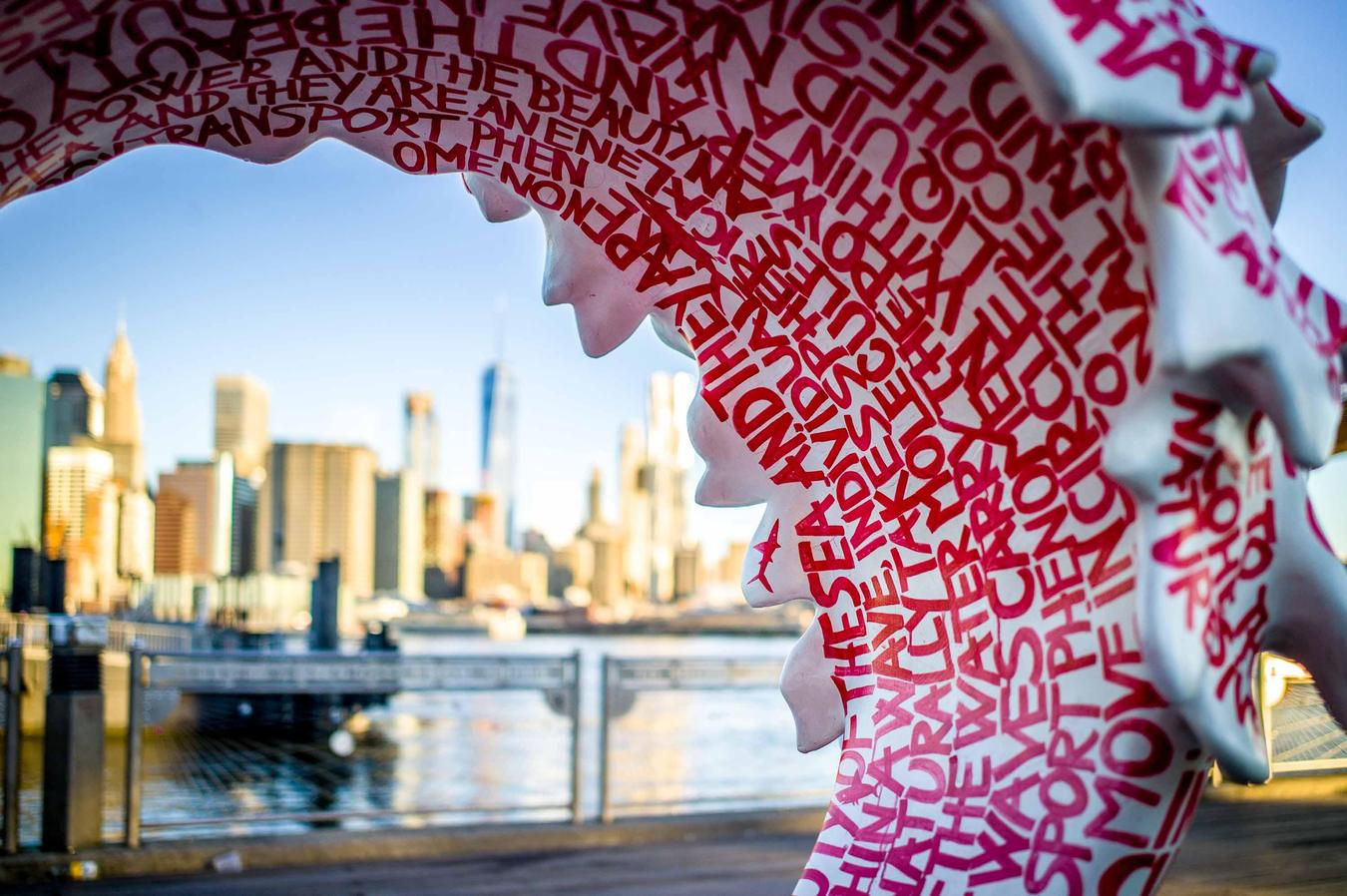 Art and soul of New York celebrates World Oceans Day