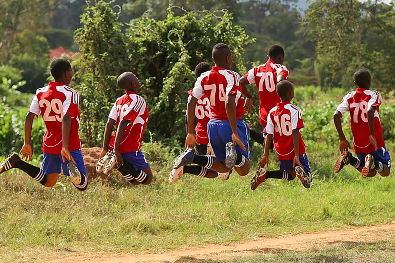 Play Proud: social change <br> through sport