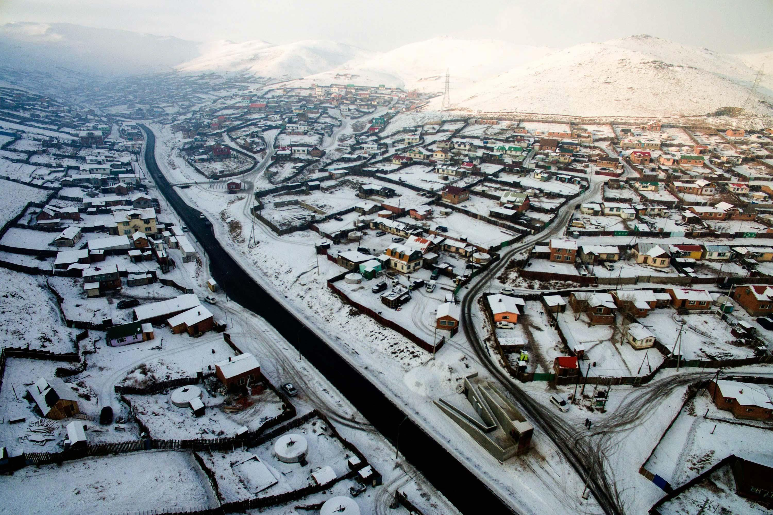 Urbanisation: changing face of our landscape