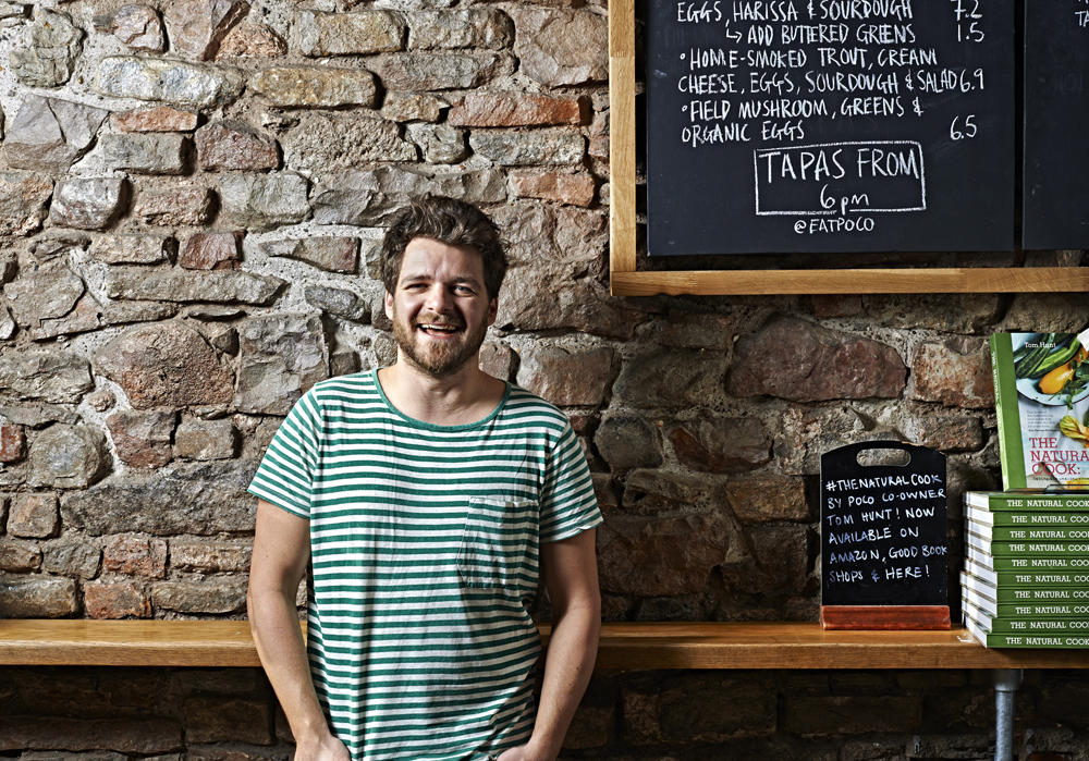 Eco chef Tom Hunt on saving the planet one bite at a time