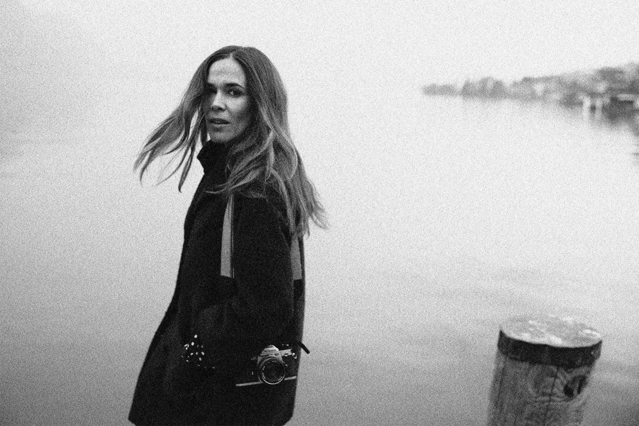 Conversation with Sophie Ebrard:<br> from ad exec to photographer