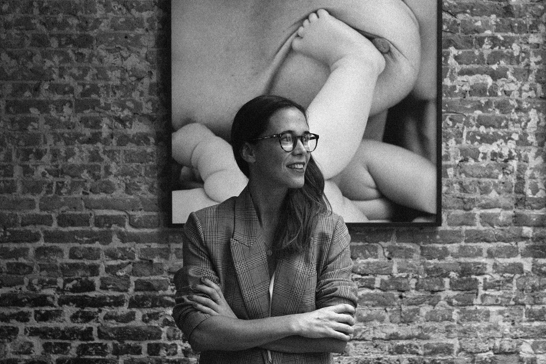Conversation with Sophie Ebrard:<br> a lens on motherhood